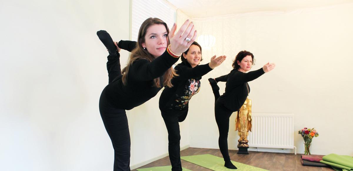 Yoga spijkenisse poortugaal houdingen