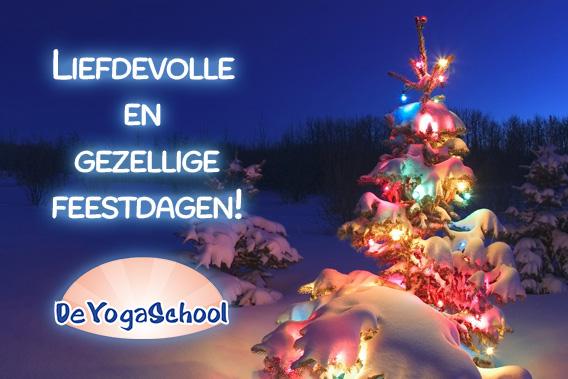 De YogaSchool kerstwens